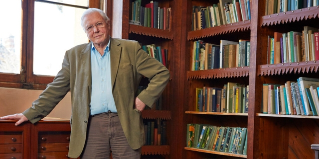 Sir David Attenborough