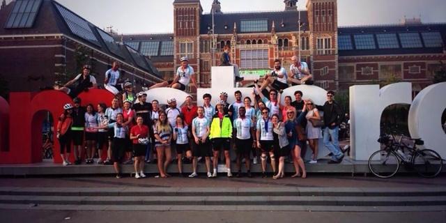 UKTV's London to Amsterdam