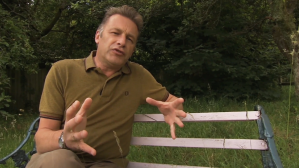 Chris Packham Presenting To Camera