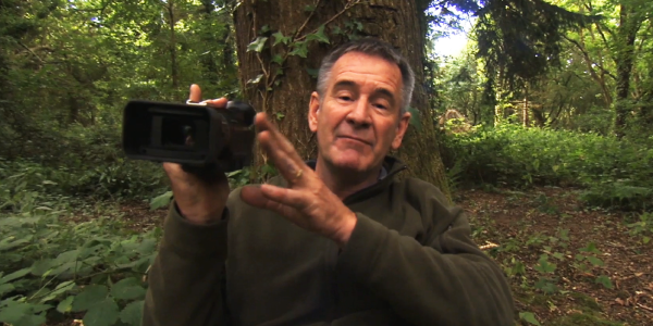 Nigel Marven Filming