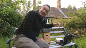 Nigel Marven and Bird Box