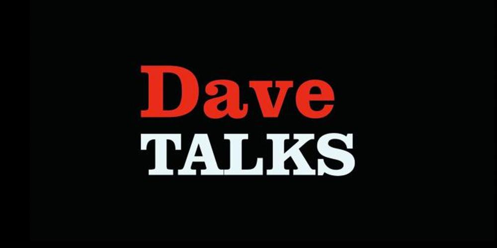 Dave Talks from UKTV